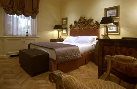 Charmiing Hotels Rome, Hotel Villa Duse Rome