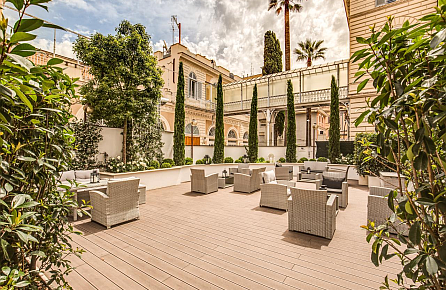 Charmiing Hotels Rome, The Liberty Boutique Hotel Rome